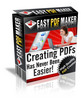 Easy PDF Maker, Create Killer Reports