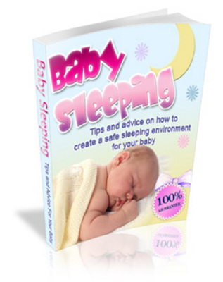 Product picture Baby Sleeping - Everything You Need To Know About Baby Sleep