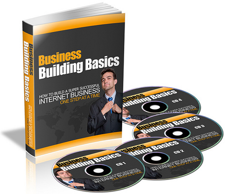 Product picture Business Building Basics - Build Successful Internet Busines