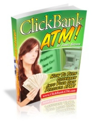 Product picture Click Bank ATM - Turn Click Bank into your personal ATM.